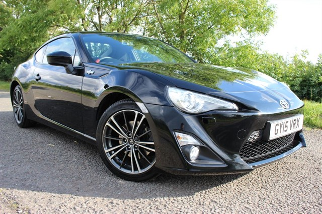 used Toyota GT86 D-4S in sheffield-south-yorkshire