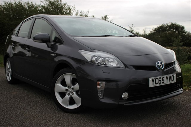 used Toyota Prius T Spirit VVT-I in sheffield-south-yorkshire
