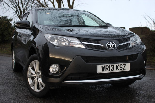 used Toyota RAV4 Icon D-4D AWD in sheffield-south-yorkshire