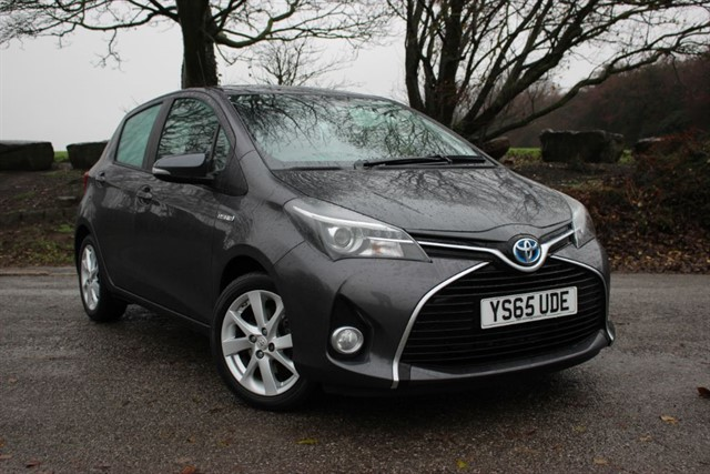 used Toyota Yaris Excel Hybrid in sheffield-south-yorkshire