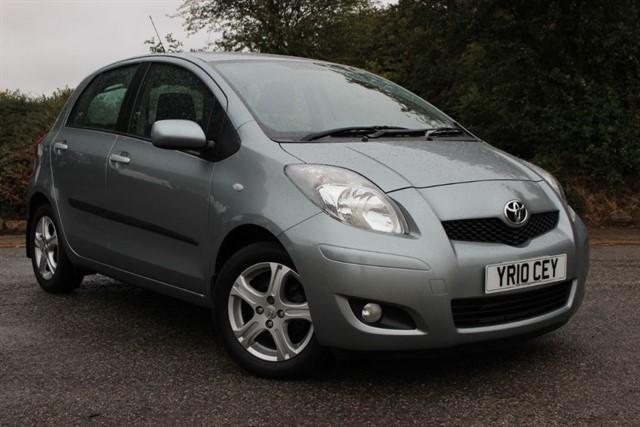 used Toyota Yaris TR VVT-I in sheffield-south-yorkshire