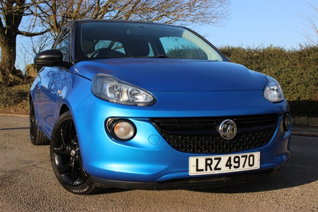 used Vauxhall Adam Energised in sheffield-south-yorkshire