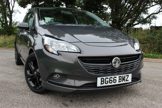 used Vauxhall Corsa Limited Edition ecoFlex in sheffield-south-yorkshire