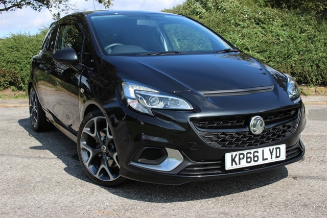 used Vauxhall Corsa VXR in sheffield-south-yorkshire