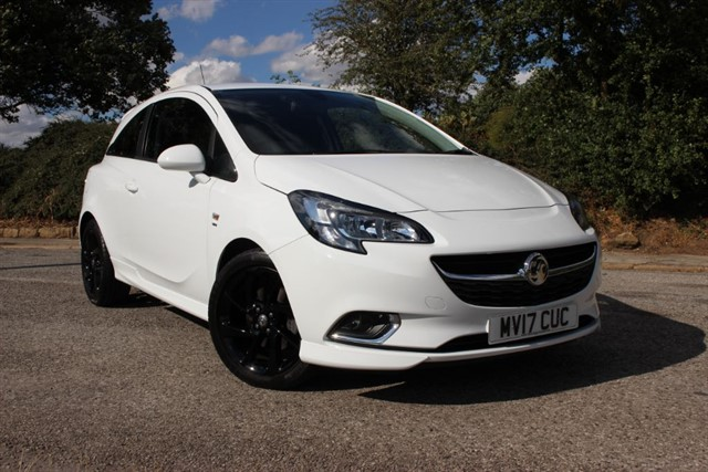 used Vauxhall Corsa SRI VX-Line in sheffield-south-yorkshire