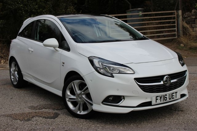 used Vauxhall Corsa SRI VX-Line ecoFlex in sheffield-south-yorkshire