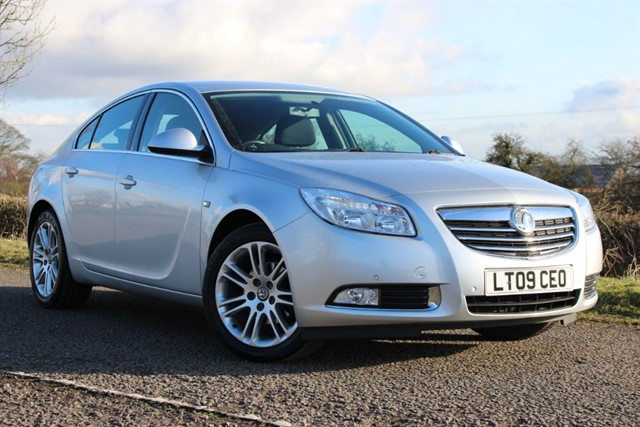 used Vauxhall Insignia Exclusiv Nav CDTI in sheffield-south-yorkshire