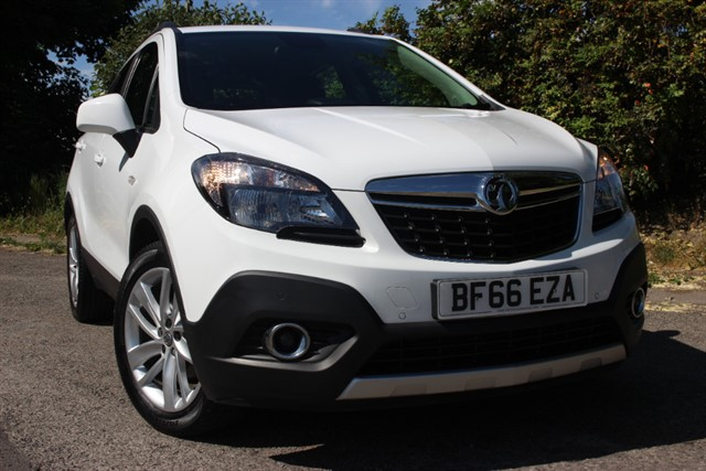 used Vauxhall Mokka Exclusiv CDTI 4x4 in sheffield-south-yorkshire