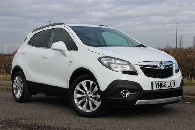 used Vauxhall Mokka SE Turbo in sheffield-south-yorkshire