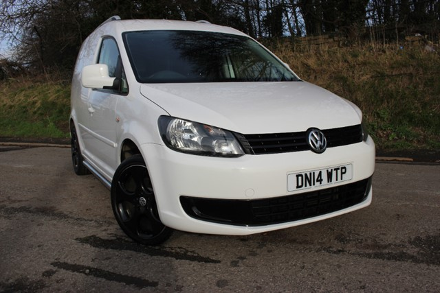 used VW Caddy C20 Startline Sport Custom TDI in sheffield-south-yorkshire
