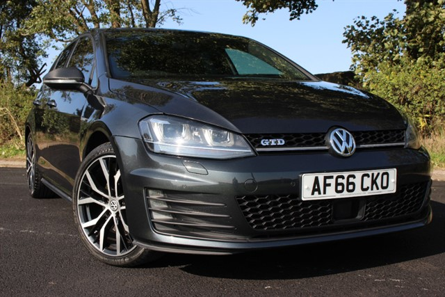 used VW Golf GTD DSG in sheffield-south-yorkshire