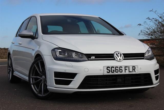 used VW Golf R TSI DSG in sheffield-south-yorkshire