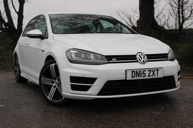 used VW Golf R DSG in sheffield-south-yorkshire