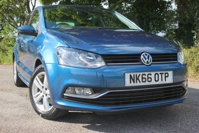 used VW Polo Match in sheffield-south-yorkshire