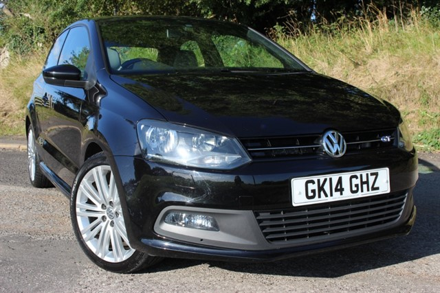 used VW Polo BlueGT DSG in sheffield-south-yorkshire