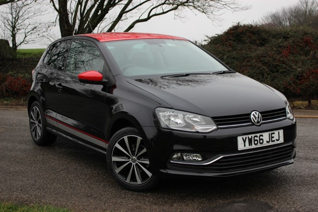 used VW Polo Beats in sheffield-south-yorkshire