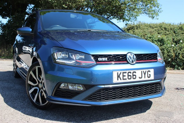 used VW Polo GTI DSG in sheffield-south-yorkshire