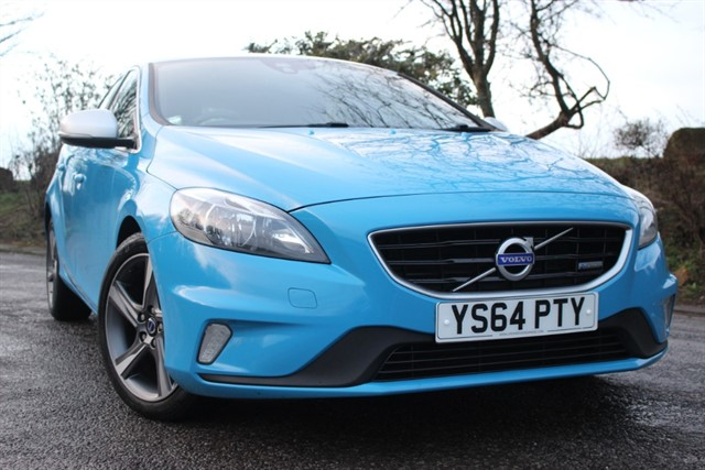 used Volvo V40 D2 R-Design in sheffield-south-yorkshire