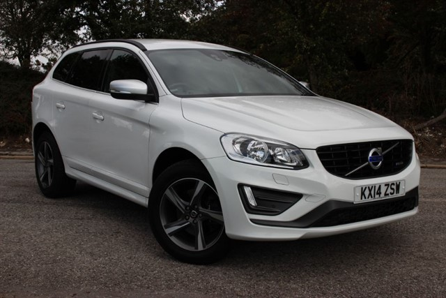 used Volvo XC60 D5 R-Design Nav AWD in sheffield-south-yorkshire