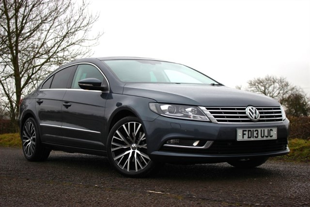 used VW CC GT TDI BlueMotion Technology DSG in sheffield-south-yorkshire
