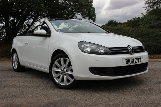 used VW Golf S TDI BlueMotion Technology in sheffield-south-yorkshire