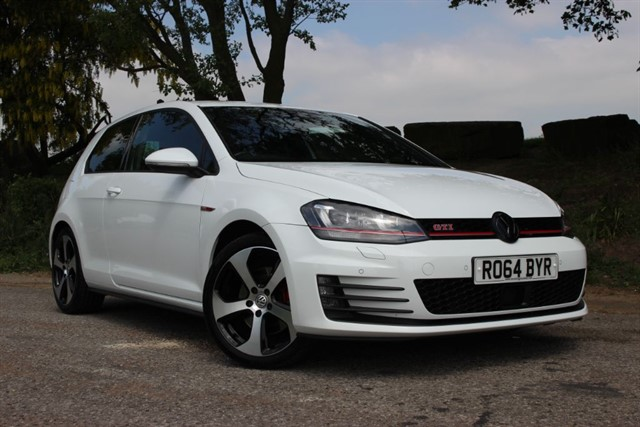 used VW Golf GTI Launch in sheffield-south-yorkshire