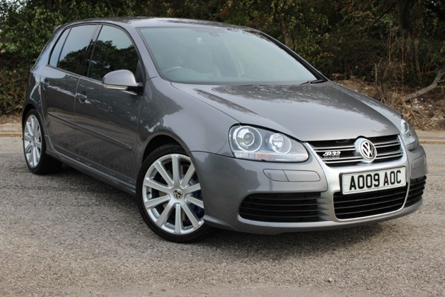 used VW Golf R32 DSG in sheffield-south-yorkshire
