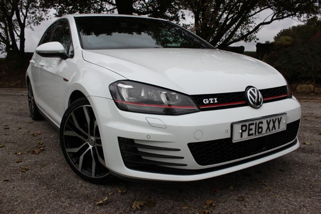 used VW Golf GTI in sheffield-south-yorkshire