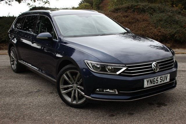 used VW Passat GT TDI BLUEMOTION TECHNOLOGY DSG in sheffield-south-yorkshire