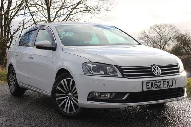 used VW Passat Sport TDI BlueMotion Technology in sheffield-south-yorkshire