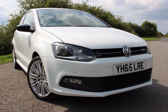 used VW Polo BlueGT in sheffield-south-yorkshire