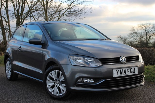 used VW Polo SE in sheffield-south-yorkshire