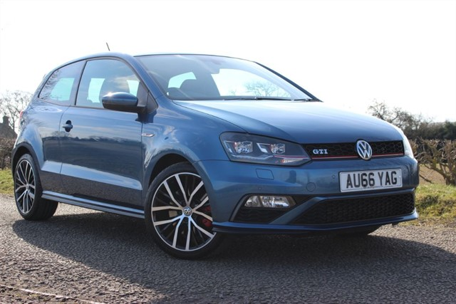 used VW Polo GTI in sheffield-south-yorkshire