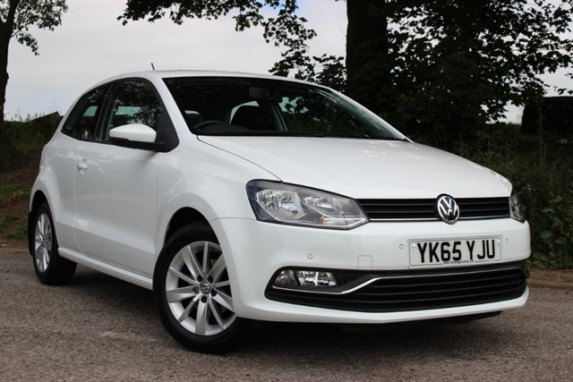 used VW Polo SE TSI in sheffield-south-yorkshire