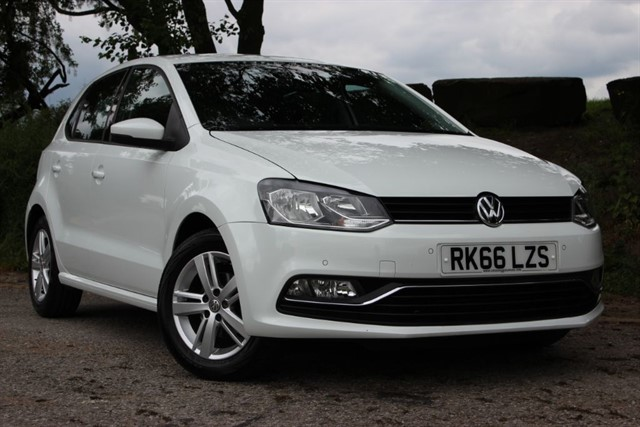 used VW Polo Match TSI in sheffield-south-yorkshire
