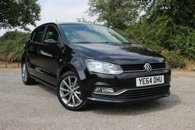 used VW Polo SE Design TSI in sheffield-south-yorkshire
