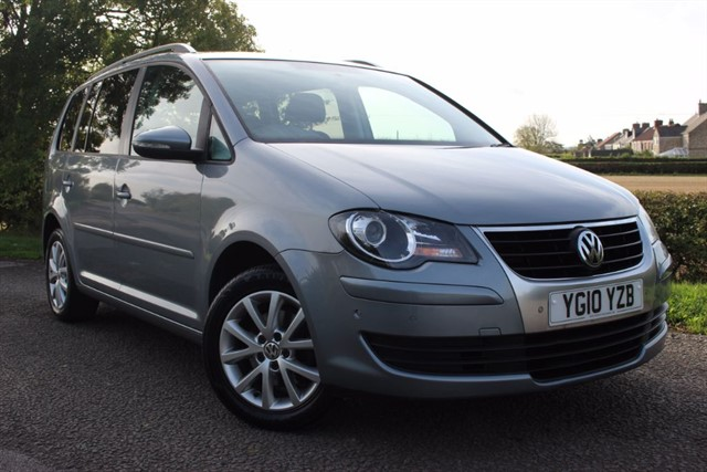 used VW Touran Match TDI in sheffield-south-yorkshire