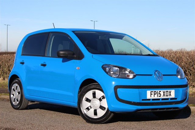 used VW Up Take Up! in sheffield-south-yorkshire