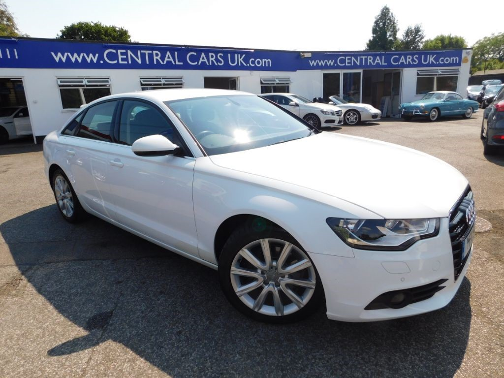 Used White Audi A For Sale Essex - Audi a6 for sale
