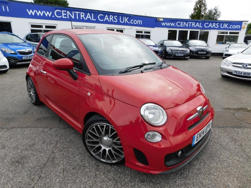 used Abarth 500 ABARTH in leigh