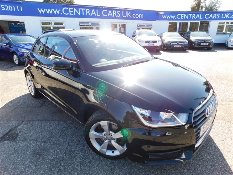 used Audi A1 TFSI SPORT in leigh