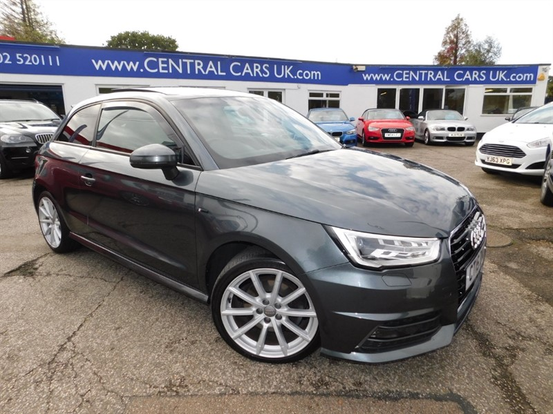 used Audi A1 TDI S LINE in leigh