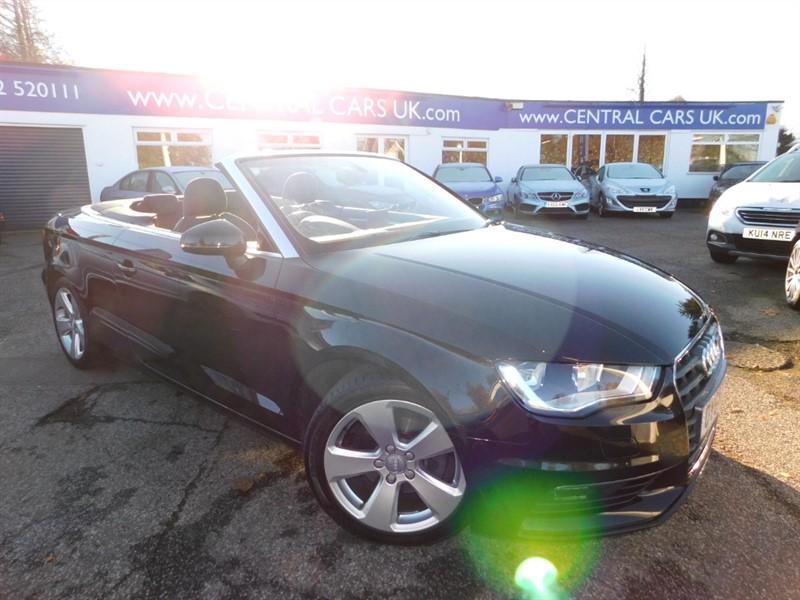 used Audi A3 TDI SPORT in leigh
