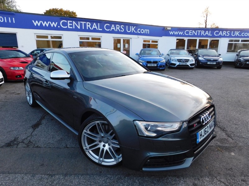 used Audi A5 S5 SPORTBACK TFSI QUATTRO in leigh