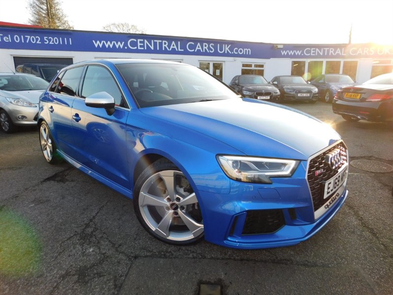 used Audi  RS 3 TFSI QUATTRO in leigh