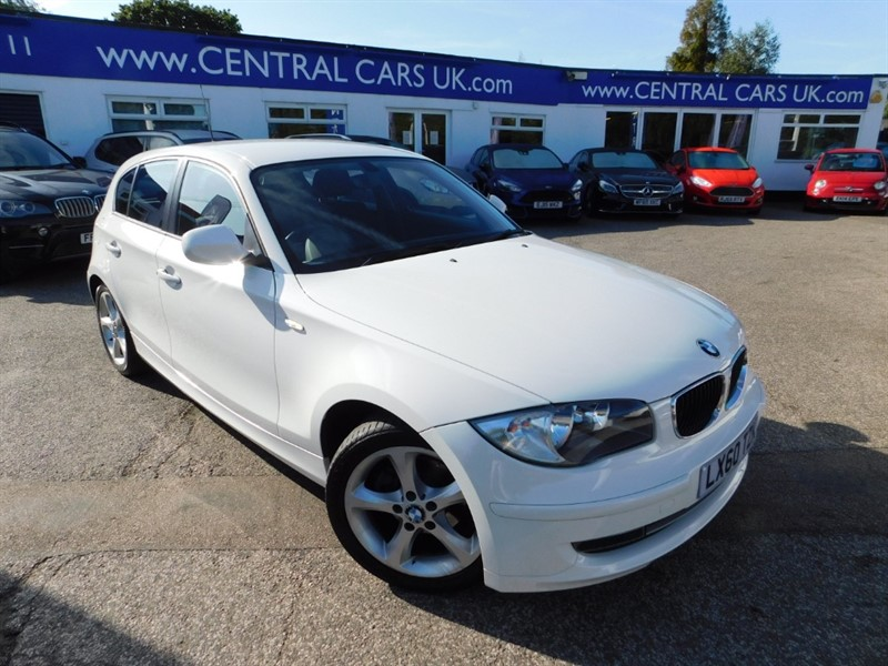 used BMW 116i SPORT in leigh