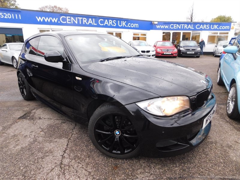 used BMW 116i M SPORT in leigh