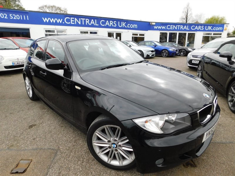 used BMW 118d M SPORT in leigh