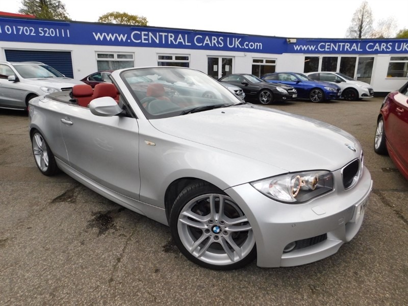 used BMW 118i M SPORT in leigh