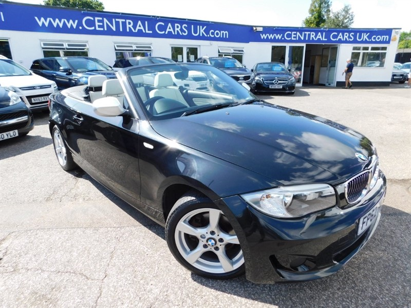 used BMW 120d EXCLUSIVE EDITION in leigh